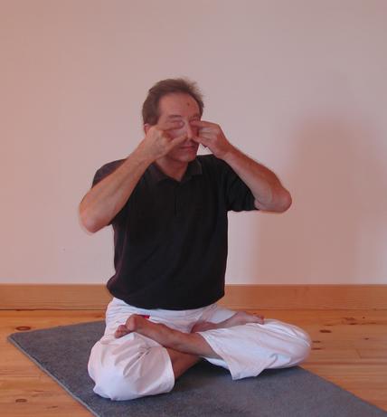 Technique Du Yoga Nadi Shoddhana La Respiration Alternee